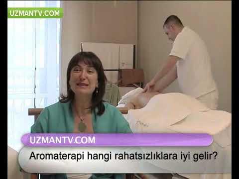 Aromaterapi ile Yenilenin