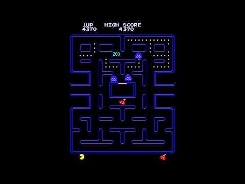 Pac-Man Original 1980 Arcade