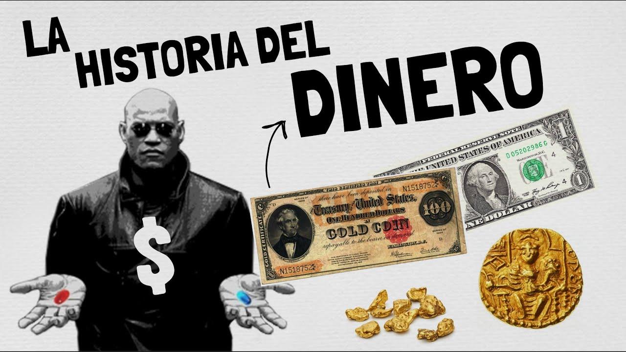💲 Qué es el DINERO | Origen del dinero y evolución | EXPLICACIÓN animada en 10 MINUTOS en Español