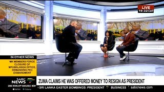 DISCUSSION: Day 1 of Jacob Zuma's State Capture testimony