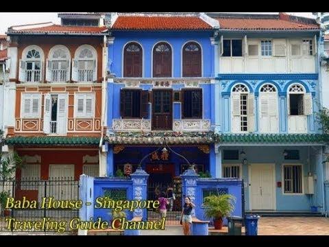 Baba House – Singapore – Visit Singapore – Travel to Singapore – Famous place in Singapore