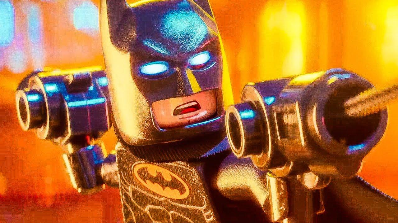 LEGO NINJAGO: FILM / The LEGO NINJAGO Movie (2017) DVDRip ...