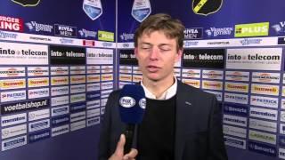 Jon Dahl Tomasson [analyse] NAC Breda - Roda JC Kerkrade 8 februari 2014