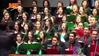 8- ترنيمة قلبي الخفاق - فريق قلب داود - حفل تائبين البابا شنودة