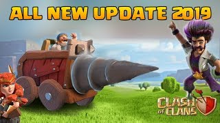 Download Coc Update Of The Year In 2019 Coc 2019 Up Coming