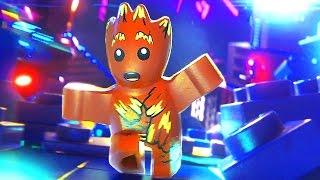 LEGO Marvel Super Heroes 2 - 'Baby Groot' Teaser Trailer (2017)