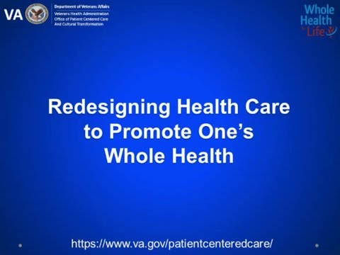Radical Redesign of Health Care