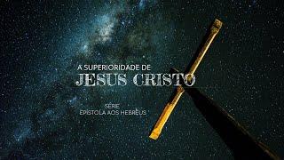 Live: Coragem! Temos um Grande Representante - Hebreus 4.14-16 I Rev. Luís Roberto Navarro Avellar