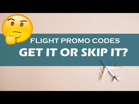Air Flight Promo Codes   Get It Or Skip It