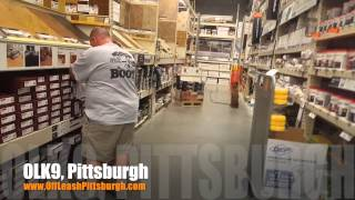 Holding Position While Walking Out Of Site | Boxer | Pittsburgh Dog Trainers