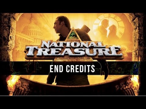 Trevor Rabin: End Credits [National Treasure Unreleased Music]