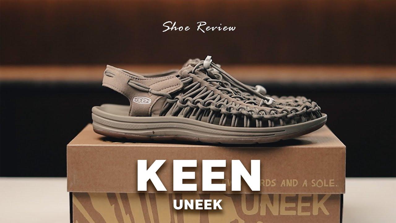 รีวิว KEEN UNEEK รองเท้า Outdoor ที่ใส่สบายที่สุด!? | TaninS
