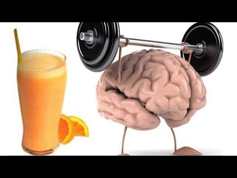 Dein Gehirn wird es lieben - Selbstgemachte Smoothies zur Verbesserung des Gedächtnisses!