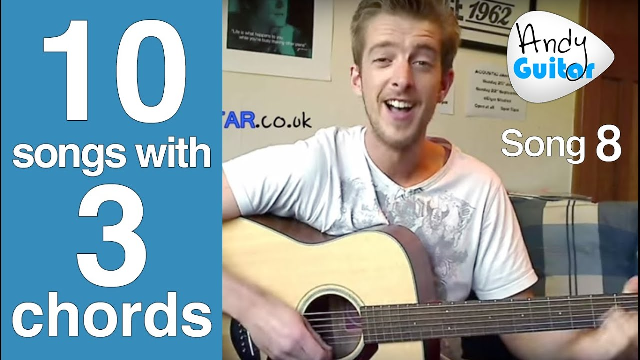 Chasing Cars Snow Patrol Guitar Lesson Part 1 Easy 3 Chord Version