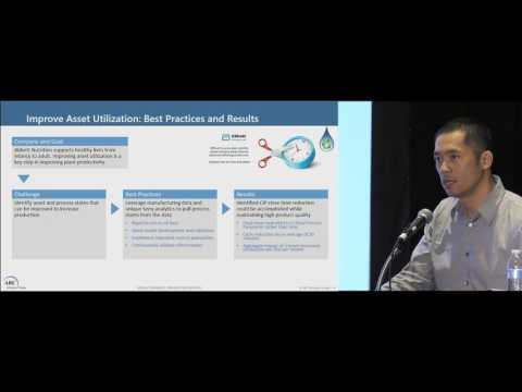 Contextualization of Manufacturing Data - James Li of Abbott Nutrition @ ARC Orlando Forum 2017