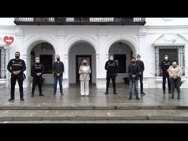 Cartaya Tv | Toma de posesión de los nuevos agentes de la Policía Local