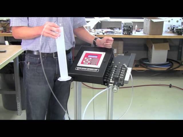 Unist - How To: Perform A Flow Test With The SPR-2000™ Programmable Fluid Controller