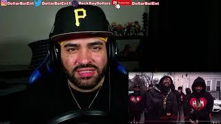 7981 Kal Ft. G Fredo - Dead Opps Pt. 3 (Official Music Video) Boston Drill New York Reaction
