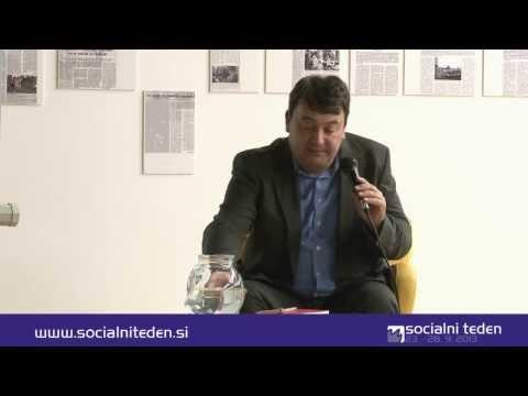 Boštjan M. Turk: Zid do prihodnosti