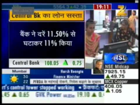 Central Bank of India reduces home loan rates