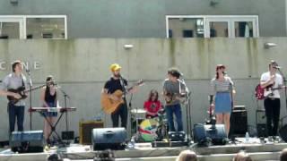 The Malahat Revue - False Creek Change LIVE