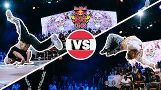Red Bull BC One Cypher Austria 2019 | Final B-Boys: Harlekin vs. Cicov