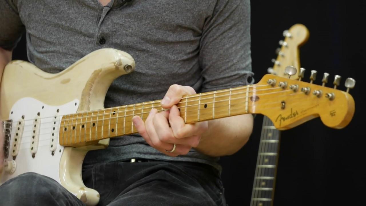 Fender Strat Blonde