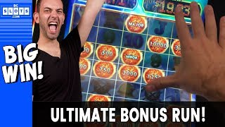 🎰 ULTIMATE Bonus Run!!! 💰 Super Big Win @ GSR Reno