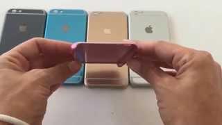 Accesorios iPhone 6. Funda DELUXE iPhone 6. www.tutiendastore.es