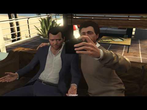 GTA 5 KILLING MICHAEL'S SHRINK (Dr. Isiah Friedlander psychiatrist)