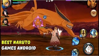 13 Games Naruto Terbaik di Android 2018 I Best Naruto Games In Android 2018