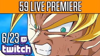 DBZA Episode 59 LIVE TWITCH STREAM 6/23/17