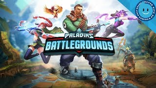 Paladins Battlegrounds - What Makes It UNIQUE Full Alpha Gameplay