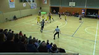 DENNIS MAVIN GIESSEN 46ERS FULL GAME FOOTAGE 3:17:18 BLACK JERSEY #22