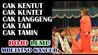 Download Lawak Cak Kentut, Cak Langgeng, Cak Kuntet, Cak Taji Ludruk Budhi Wijaya Dijamin Kepoyo di Celana