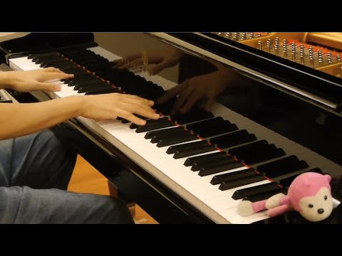 【ピアノ】 「小さきもの」を弾いてみた 【七夜の願い星 ジラーチ】