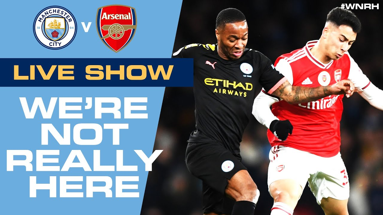 Man City  Arsenal stream: How to watch, updates, more