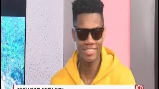 Exclusive With Kidi - AM Show on JoyNews (24-5-19)