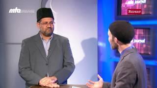 MTA Journal - Der Kalif des Islam in Deutschland  - Augsburg , Waldshut-Tiengen 16.04.2017