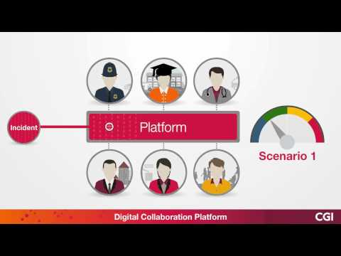 CGI's Digital Collaboration Platform