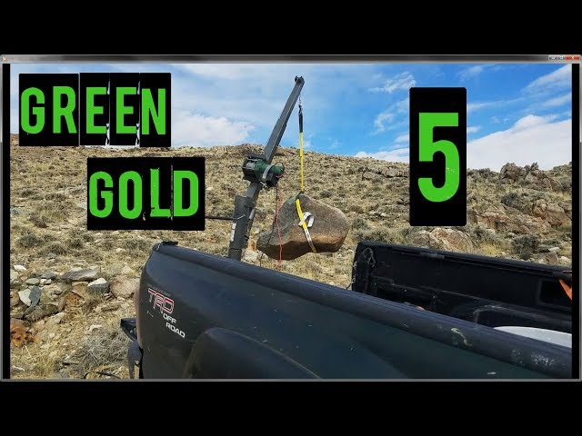 Green Gold 5 - Overdue updates, IDs, a mining company visit