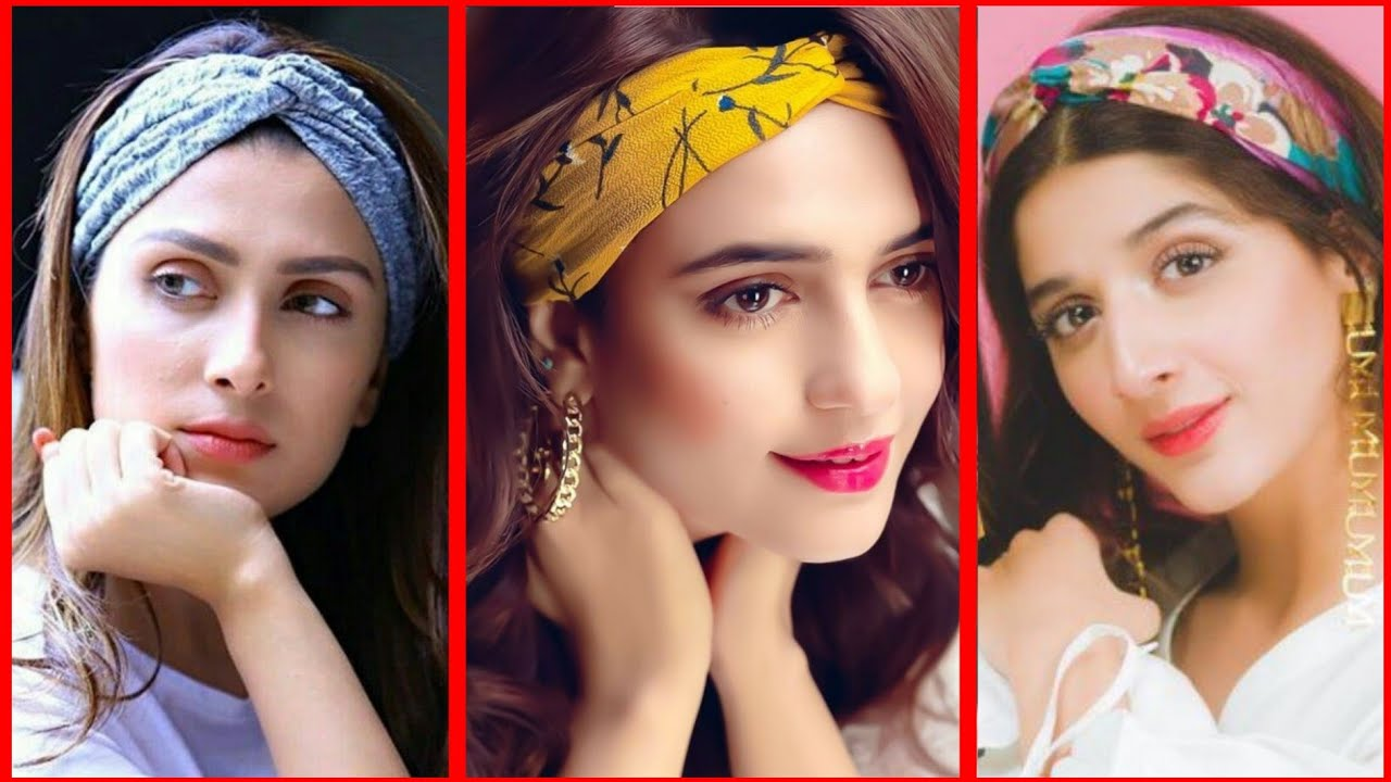 Beautiful Hair Bands Head Scarf Idea For Girls Fashion Addiction Youtube