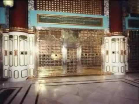 بالفيديو قبر الحبيب المصطفي صلى الله عليه وسلم عبر العصور نجوم مصرية