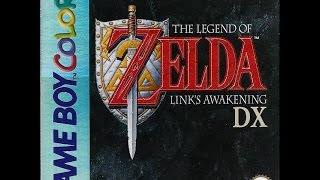 Legend Of Zelda Link's Awakening DX (GBC) Longplay [184]