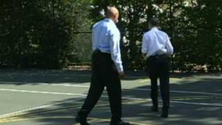 Obama Plays HORSE with Clark Kellogg
