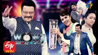 Wow 3 | 4th August 2020 | SaiKumar,SumaKanakala,Anasuya,Mano | Full Episode | | ETV Telugu