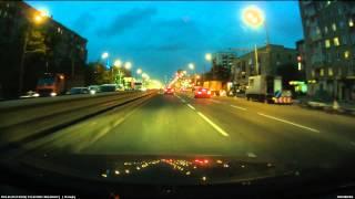 Бегающий дорожный блок )(, 2013-05-28T20:11:25.000Z)