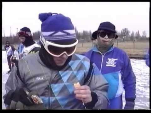 e260b75f5e3 elfstedentocht 1996 Individual ice skating Friesland (video bij ben&hanny)