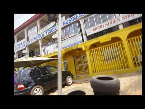 Random Walk(First East Circular Road,Benin City, Nigeria)Part1