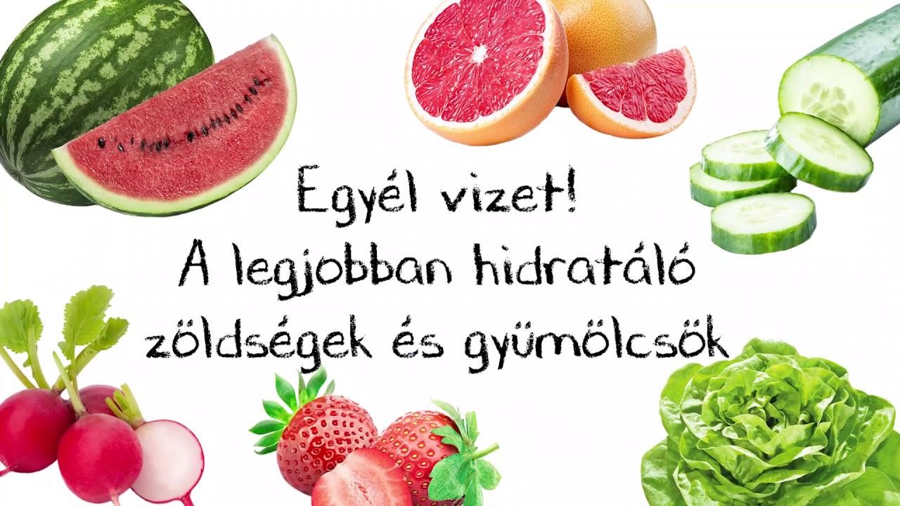 Zöldségek és gyümölcsök prosztatitis)